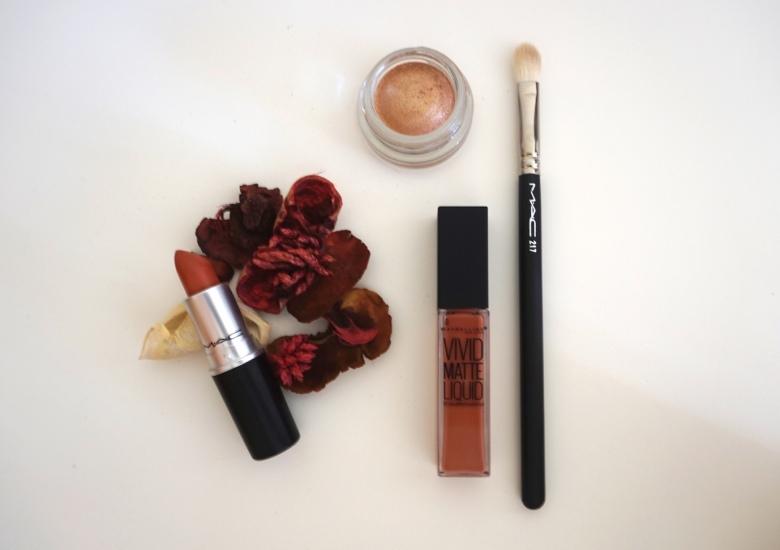 Haul de maquillaje: autumn vibes