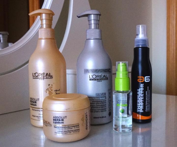 Los mejores productos para cabellos condecoloración