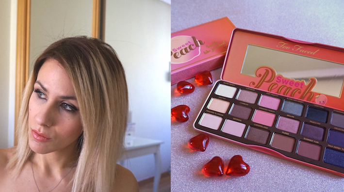 Review: Sweet Peach Palette