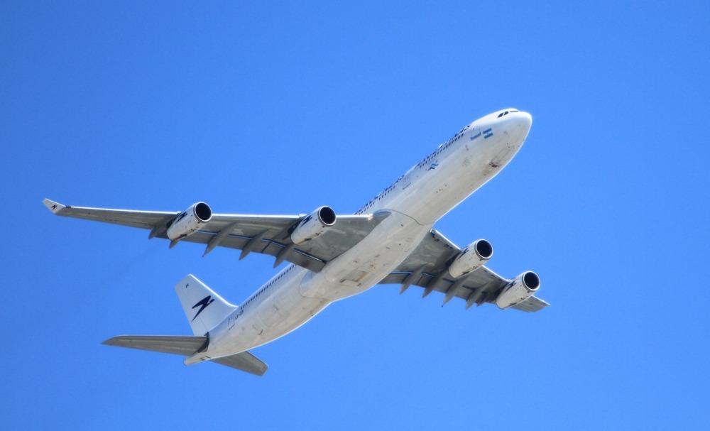 Viajar en avión-Deliria Rose 7