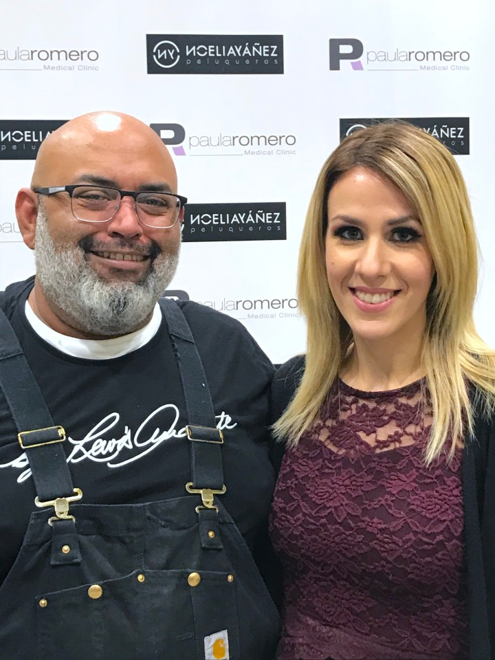 Master Class de maquillaje con LewisAmarante