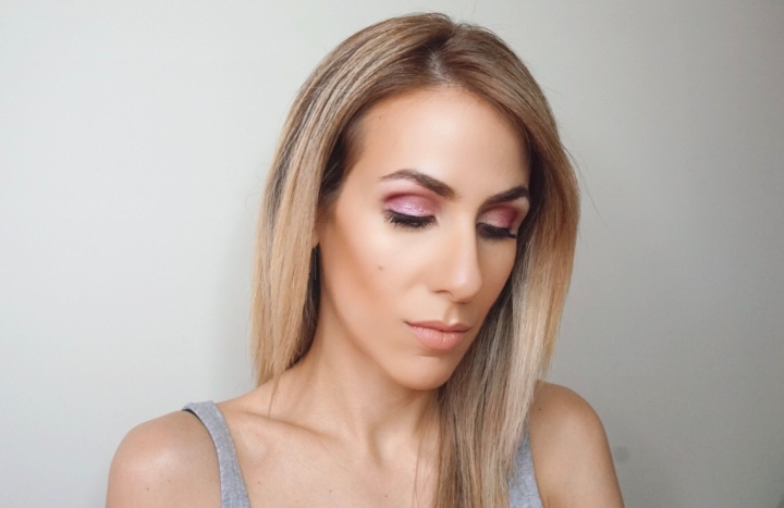 Maquillaje luminoso paraverano