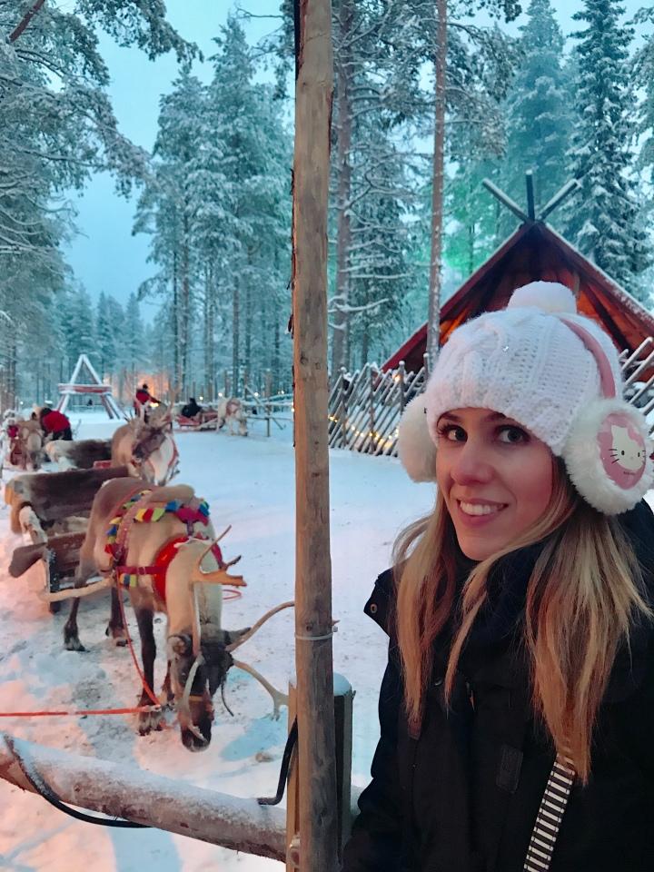 Navidad en Finlandia: Laponia yHelsinki.