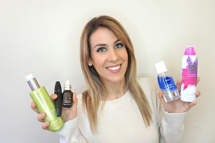 Favoritos de noviembre: cosmética ymaquillaje