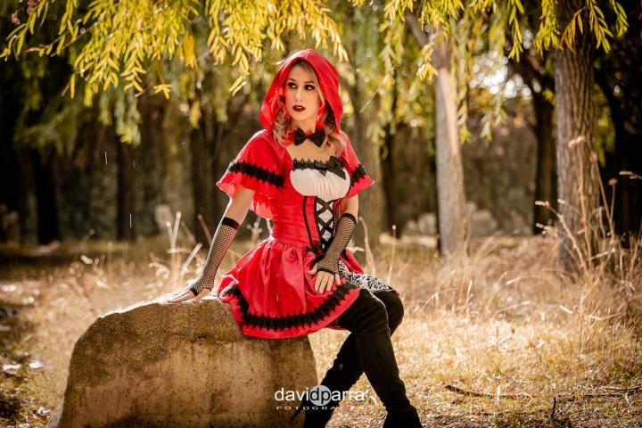 caperucita roja - deliria rose10