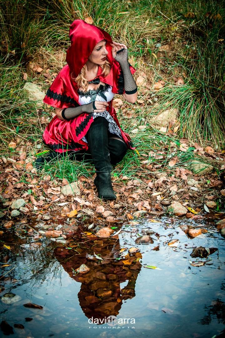 caperucita roja - deliria rose13