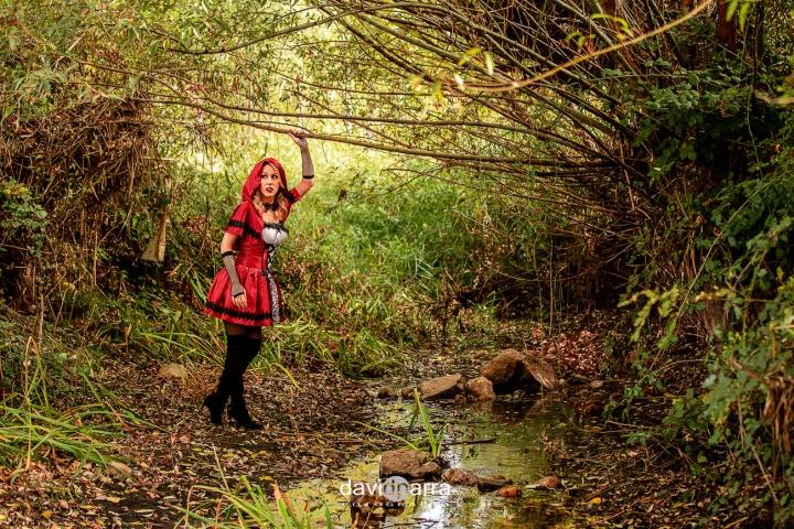 caperucita roja - deliria rose16