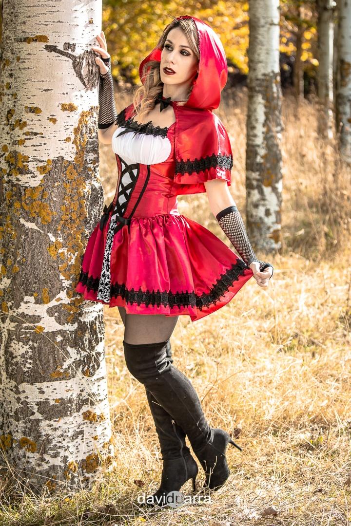 caperucita roja - deliria rose3