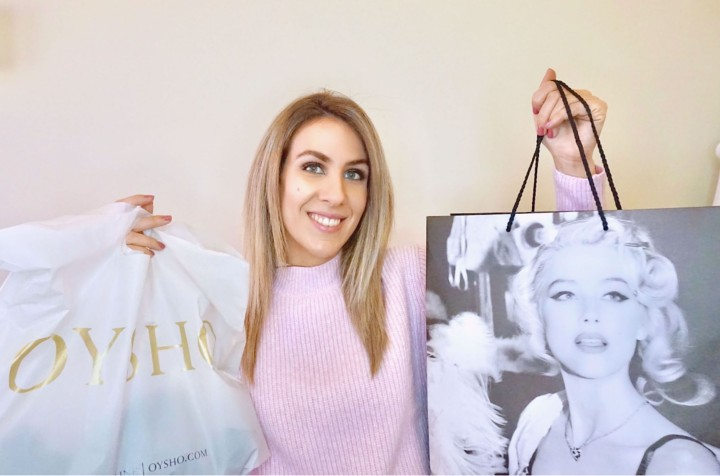Try-on haul: invierno2019