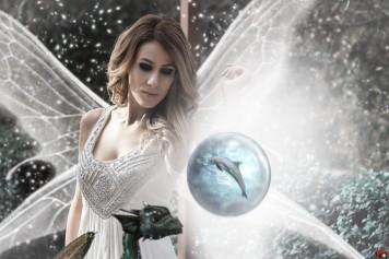 White fairy